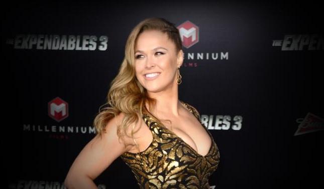 Ronda (foto) pretende se afastar dos holofotes para se dedicar à carreira no cinema. Foto: Divulgação