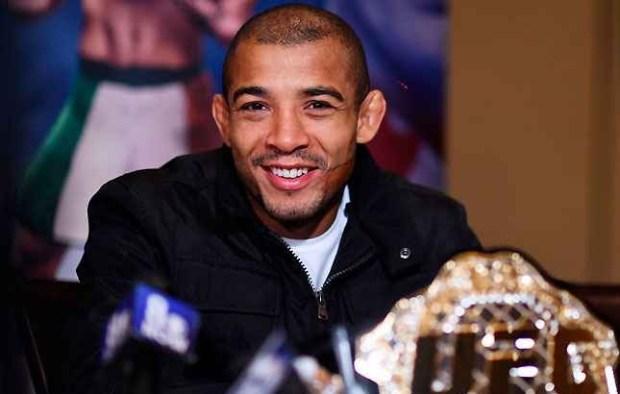 Aldo (foto) é o ex-campeão dos penas do UFC. Foto: Josh Hedges/UFC