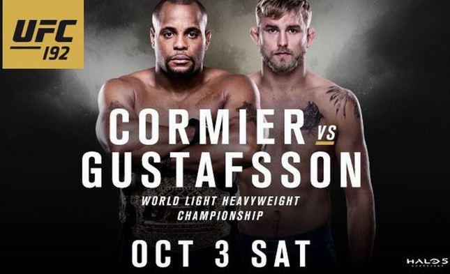 UFC 192 acontece neste sábado (03), em Houston (EUA). Foto: Reprodução