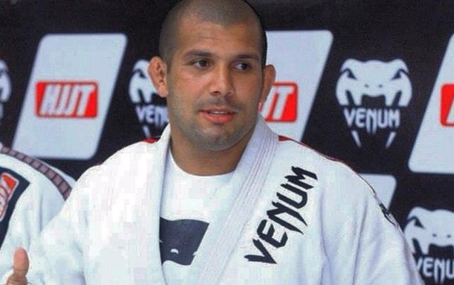 Rodolfo Vieira (foto) foi um dos campeões do último ADCC. Foto: Reprodução/Instagram