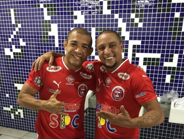 Aldo e Roberto Carlos