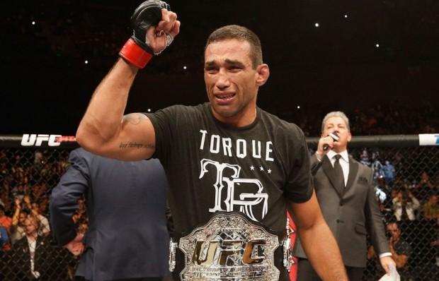 Werdum (foto) conquistou o cinturão dos pesados em junho. Foto: Josh Hedges/UFC