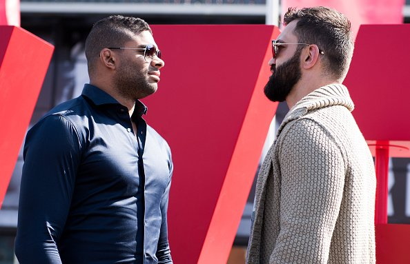 Overeem e Arlovski fazem luta principal em Roterdã. Foto: Divulgação