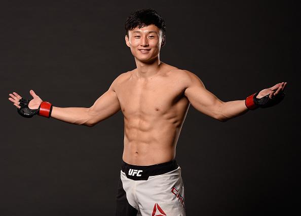 Choi vem de três nocautes consecutivos, todos no primeiro round. (Foto: Getty Images)