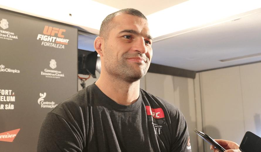 M. Shogun sofre lesão no joeçho e está fora do UFC Japão Foto: Laerte Viana