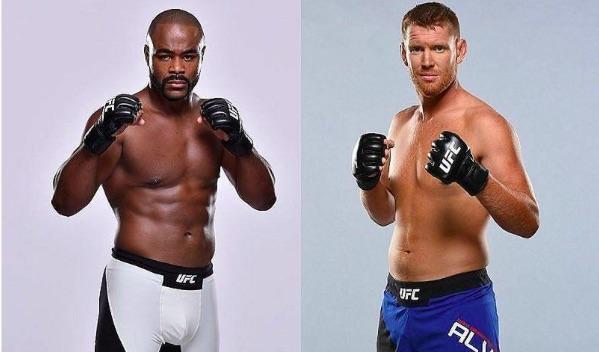 Evans e Alvey se enfrentam em agosto (Foto: Instagram/sugarashadevans)