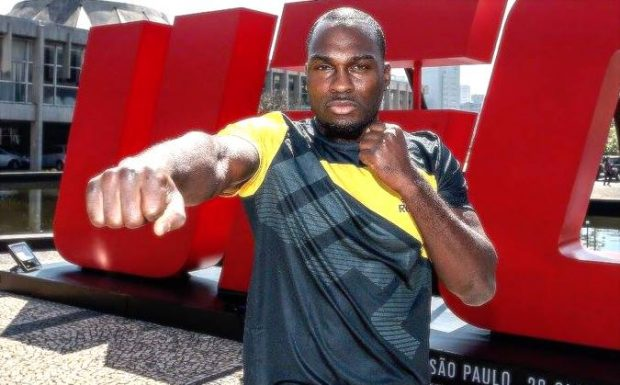 D. Brunson luta neste sábado (Foto: Reprodução Facebook UFC)