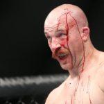 Cummins não lutará mais no UFC 217 (Foto: Reprodução/Facebook UFC)