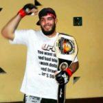 Boi iria estrear pelo UFC em SP (Foto: Reprodução/Instagram CarlosBoi)