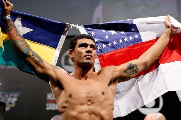Neto vai lutar dia 9 de dezembro, em Fresno (EUA) (Foto:Reprodução/Facebook BragaNeto)