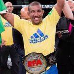Raoni vai estrar no UFC dia 28 de outubro (Foto: Reprodução/Facebook RaoniBarcelos)