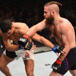 """Lentz (dir) está fora do UFC 216 (Foto: Reprodução Facebook Nik """"The Carny"""" Lentz)"""