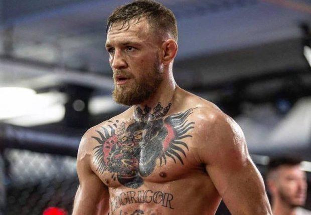McGregor se envolveu em nova confusão (Foto: Reprodução Facebook Conor McGregor)