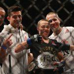 R. Namajunas chocou o mundo do MMA (Foto: Reprodução Facebook UFC)