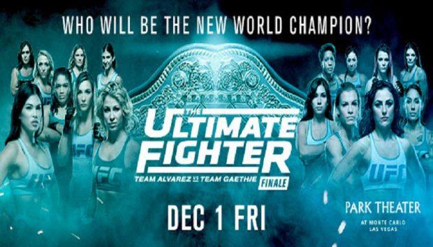 Final do TUF 26 acontece nesta sexta (Foto: Divulgação UFC)