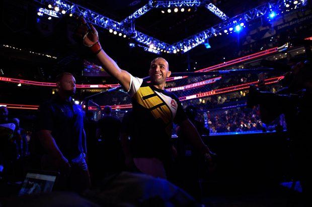 G. Teixeira se diz perto do título (Foto: Reprodução Facebook UFC)