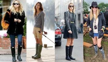 e782bb7c047 Las mejores botas de lluvia ¿ Donde comprar Botas Hunter