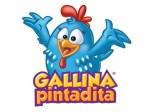 Papercraft imprimible y recortable de la Gallina Pintadita. Manualidades a Raudales.