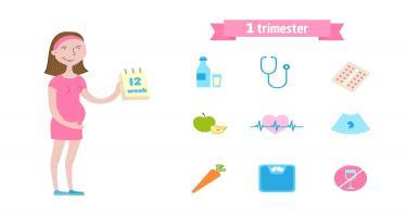 تغير الوزن أول الحمل 8 أسباب و8 حلول سوبر ماما