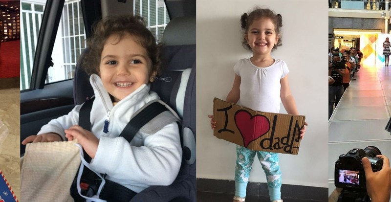 Adriana Dany Haber …. An angel the world should know