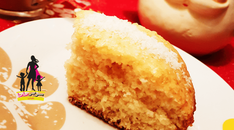 Super Mama's COCONUT CAKE