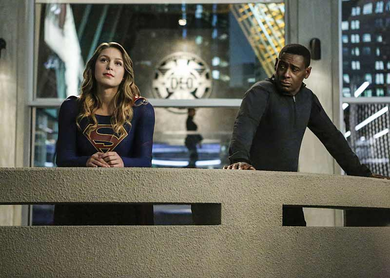 Here's How Supergirl Sets Up The CW's Epic Four-Show Crossover