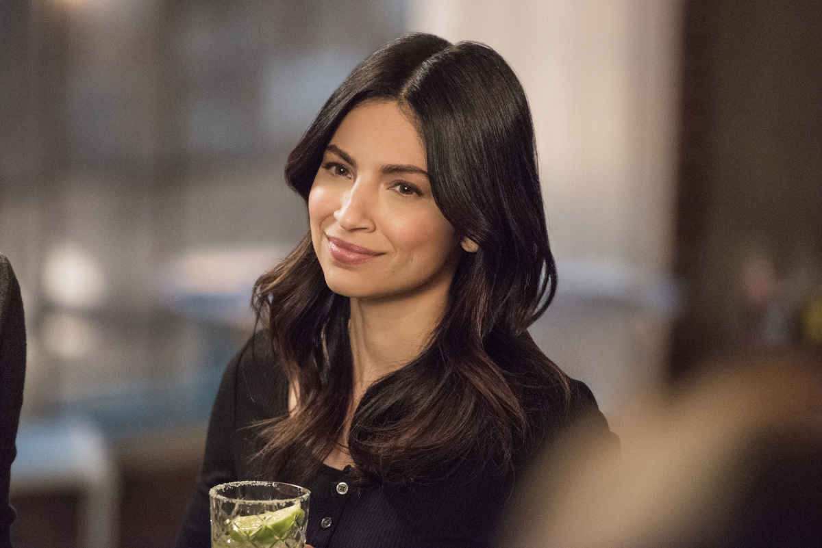 SUPERGIRL: Floriana Lima Reduced To Recurring Role [The CW]