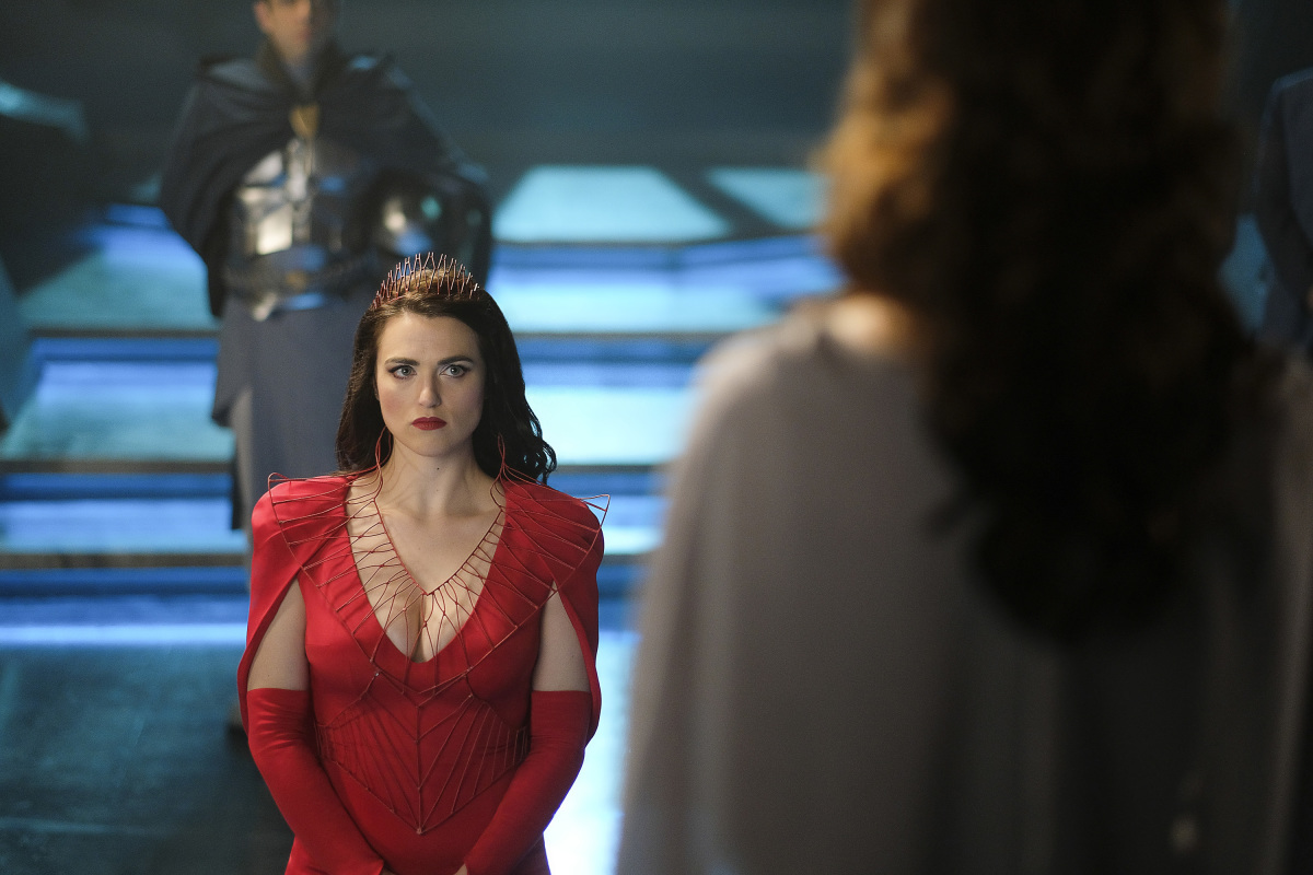 Photo Gallery For Supergirl S02e21 Resist Superman
