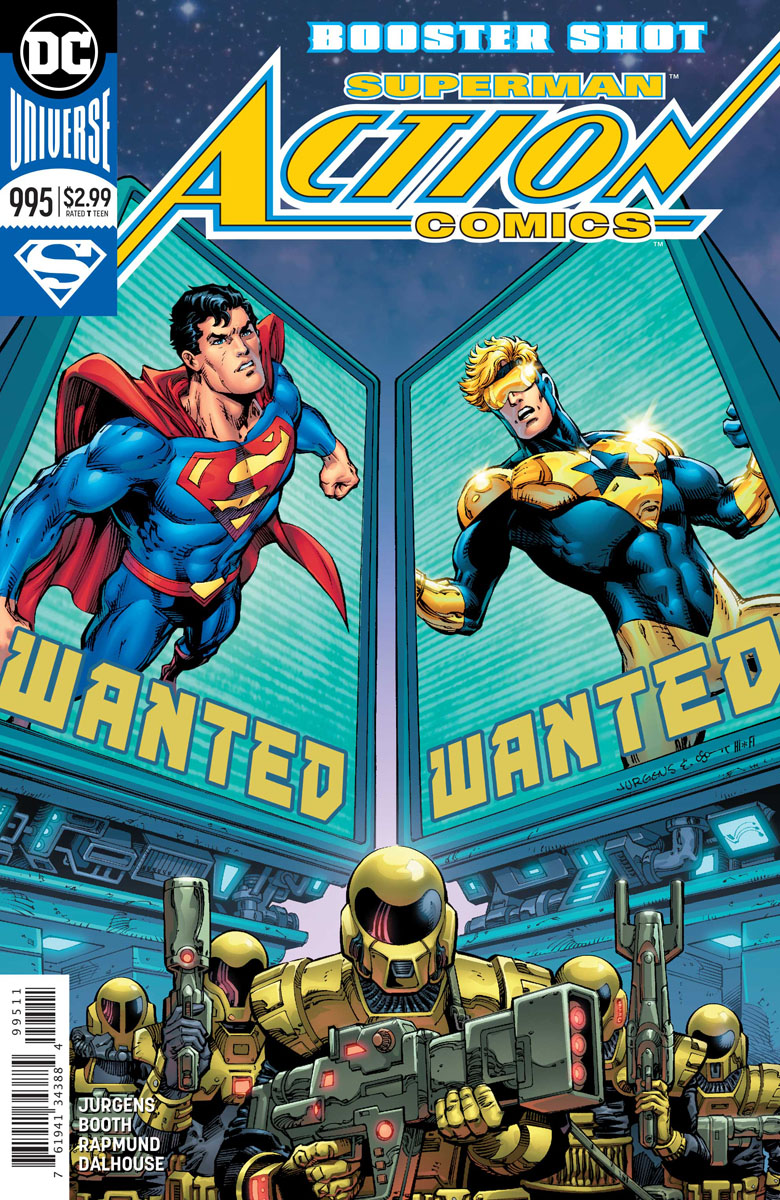 Superman Comic Books Available This Week (January 10, 2018 ...