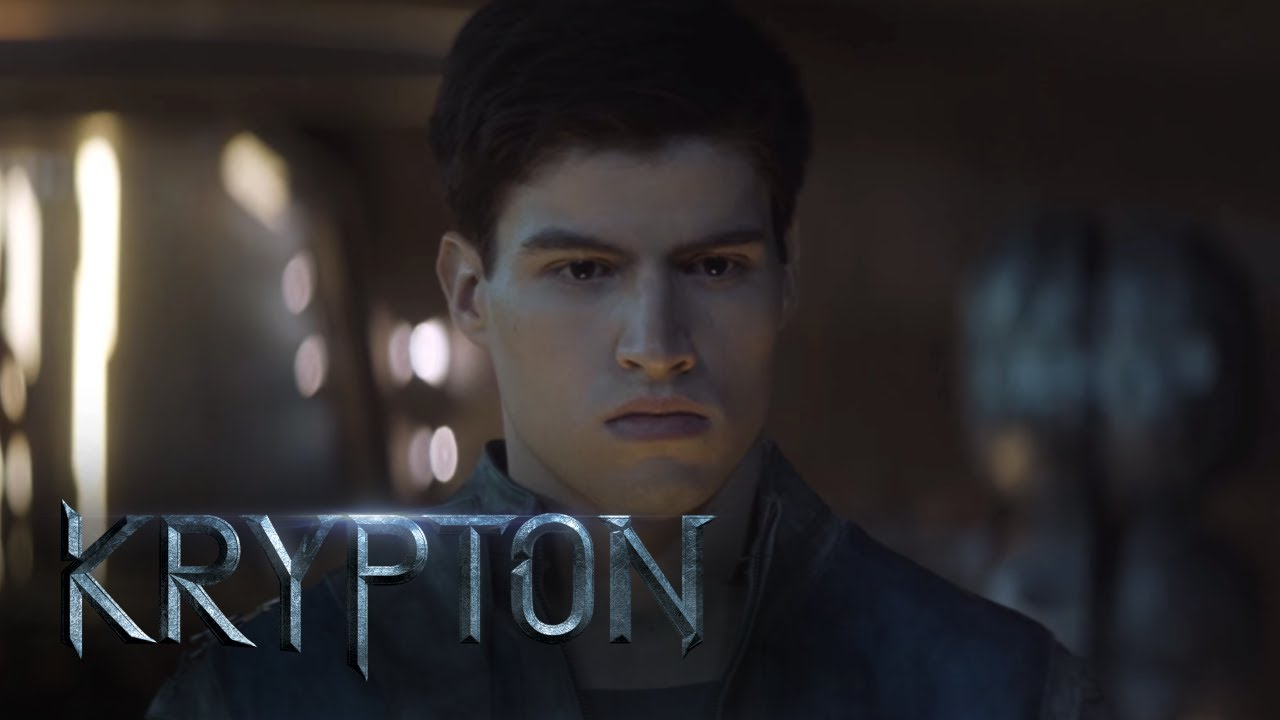 New Trailer For SyFy's Krypton