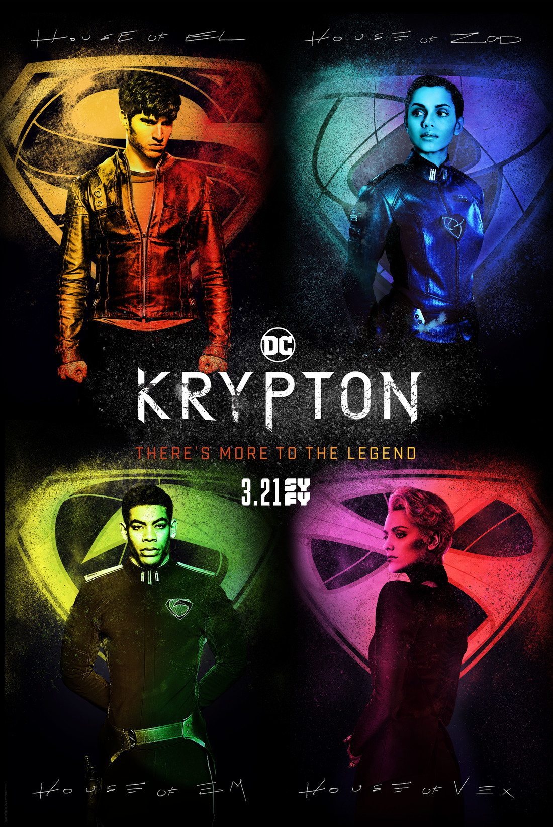"Krypton"" is Coming to SYFY Australia – Superman Homepage"