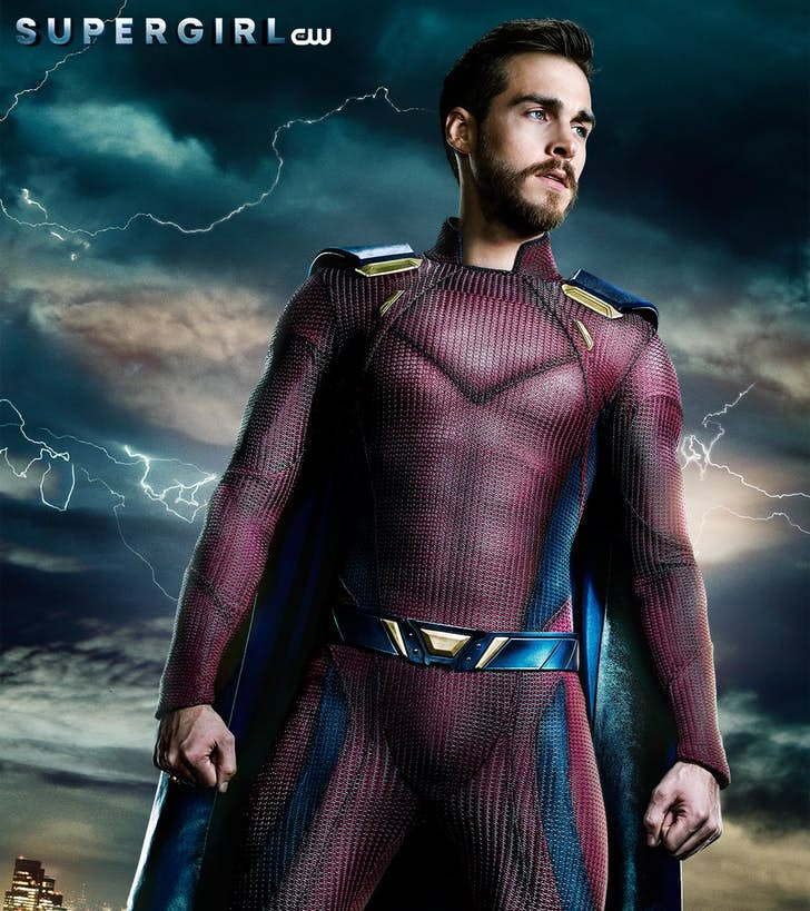 u201cSupergirlu201d Poster Features Mon-Elu0027s New Costume  sc 1 st  Superman Homepage & Supergirlu201d Poster Features Mon-Elu0027s New Costume u2013 Superman Homepage