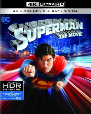 Superman: The Movie 4K/Ultra HD