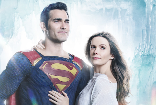 Superman, Lois and Walker come to The CW