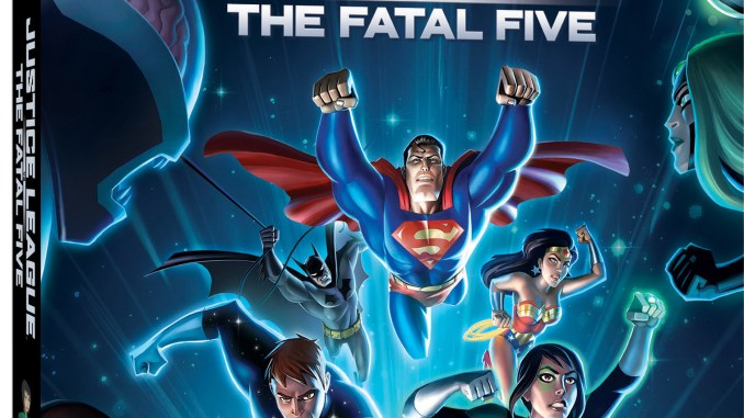 Review Justice League Vs The Fatal Five Animated Movie Superman Homepage