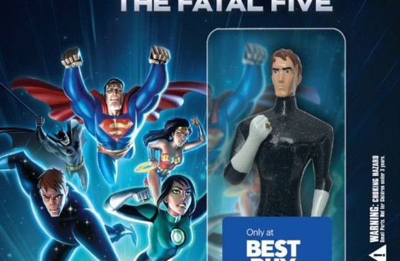 Justice League Vs The Fatal Five Target And Best Buy Variants Superman Homepage