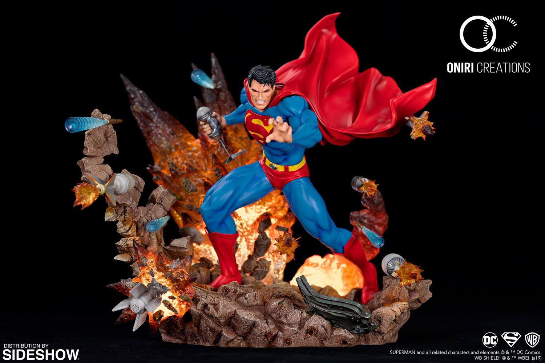 Superman: For Tomorrow Statue
