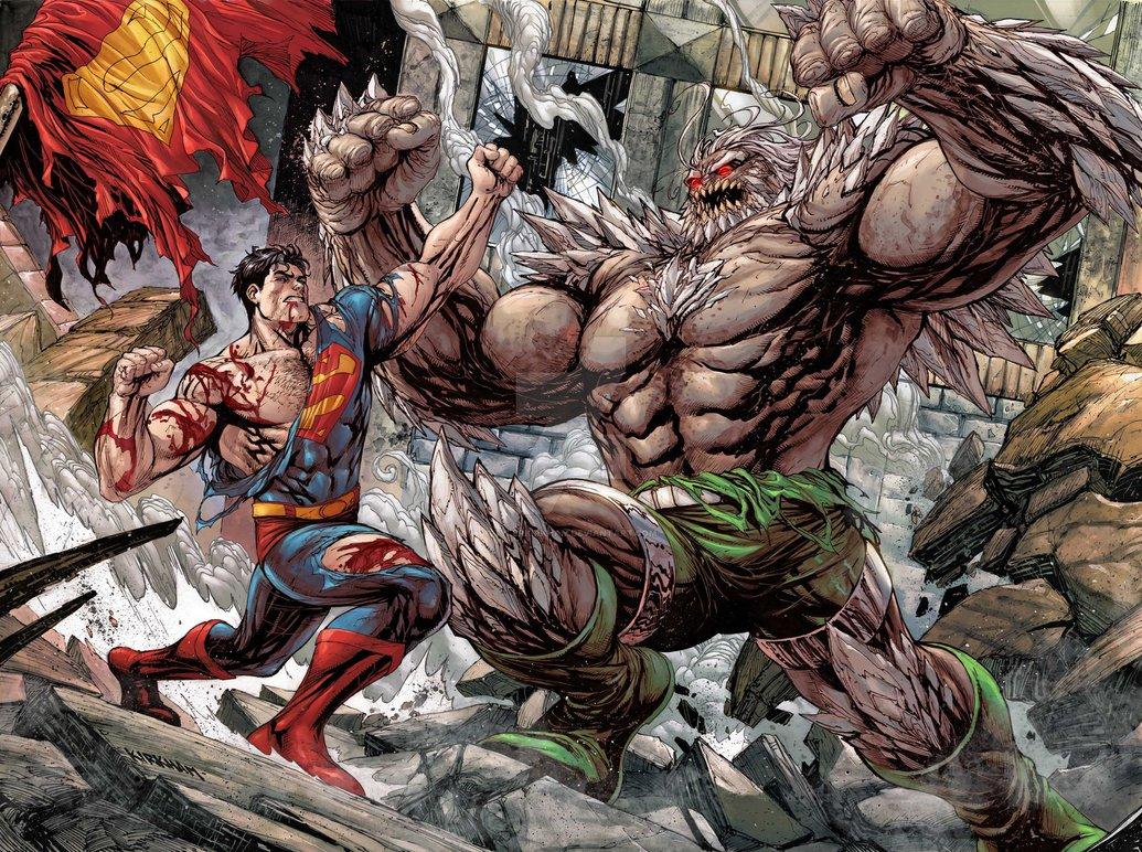 Superman vs Doomsday