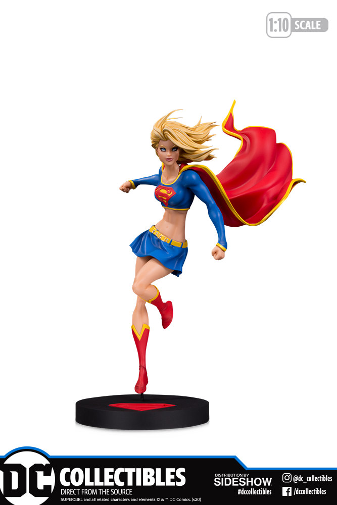 Mini Supergirl Statue by DC Collectibles