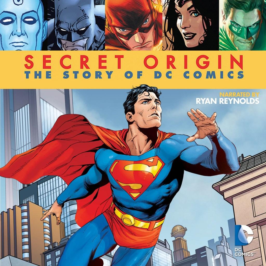 "SecretOriginDC - Documental completo online ""Secret Origin: The Story of DC Comics"""