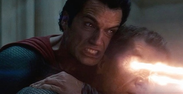 Superman vs Zod