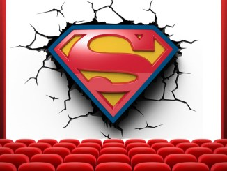 Superman at the Movies