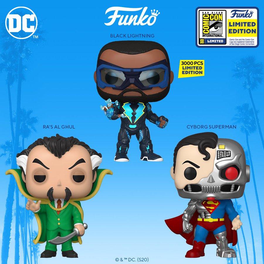 funko cyborgsup3 - Funko de Cyborg Superman de la SDCC online 2020