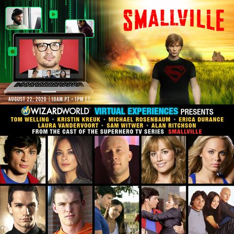 Smallville Experience