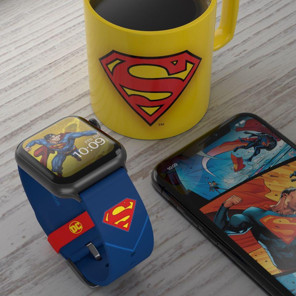 MobyFox Superman Smart Watch Straps