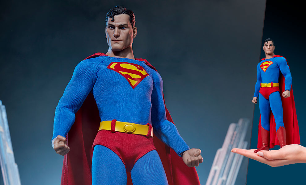 Superman Sixth Scale Figure from Sideshow Collectibles