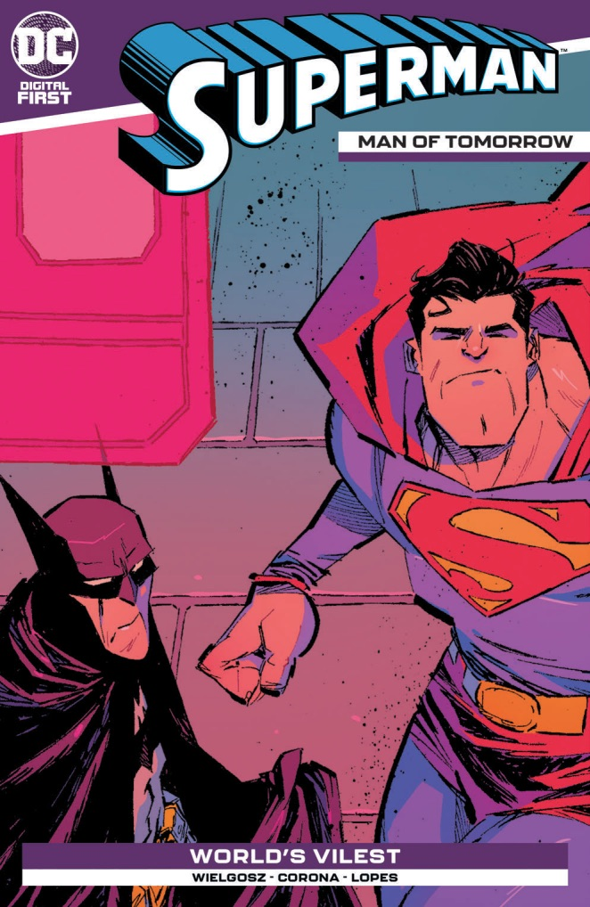 Superman: Man of Tomorrow #19