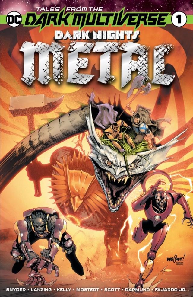 Tales from the Dark Multiverse: Dark Nights - Metal #1