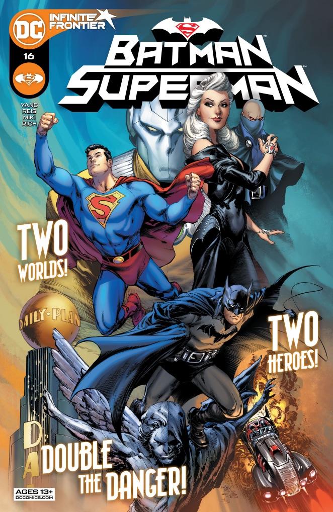Return Of Superman Ep 116 : return, superman, Mannered, Reviews, Batman/Superman, Superman, Homepage