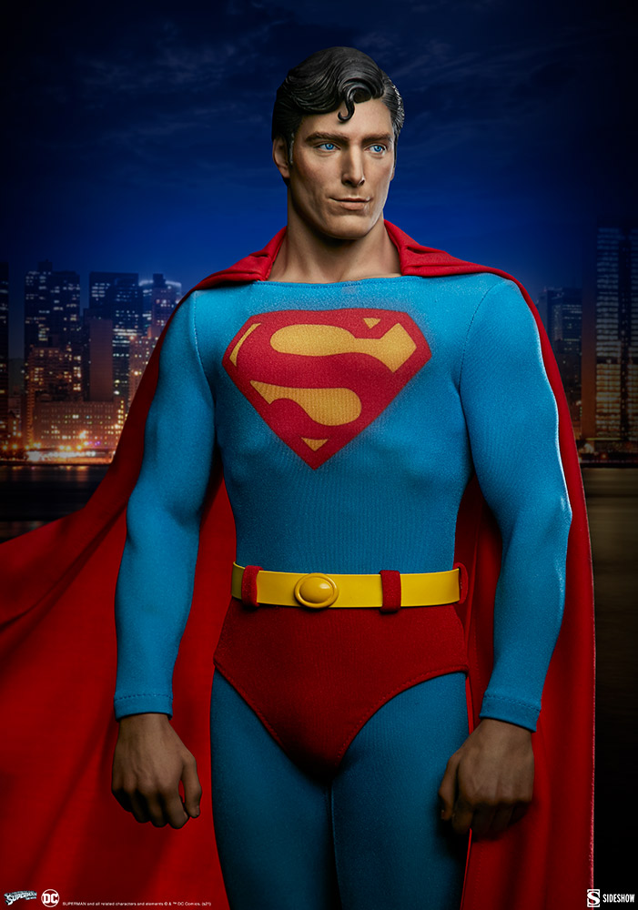 "Return Of Superman Ep 116 : return, superman, Sideshow, Collectibles, ""Superman:, Movie"", Premium, Format, Figure, Superman, Homepage"